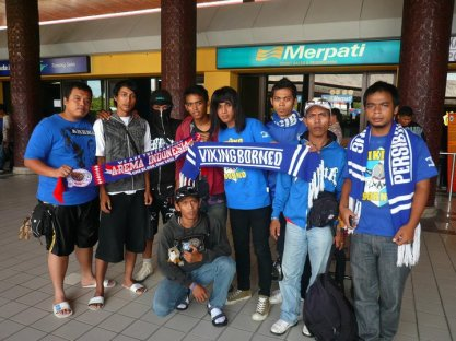 Aremania Balikpapan & Viking Borneo